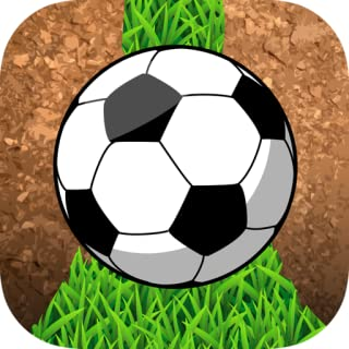 Soccer Path - Stay on the Football Line!