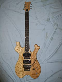 Best hand carved guitar body Reviews