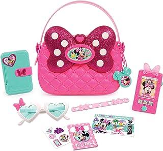 Just Play Girls Minnie Happy Helpers Bag Set