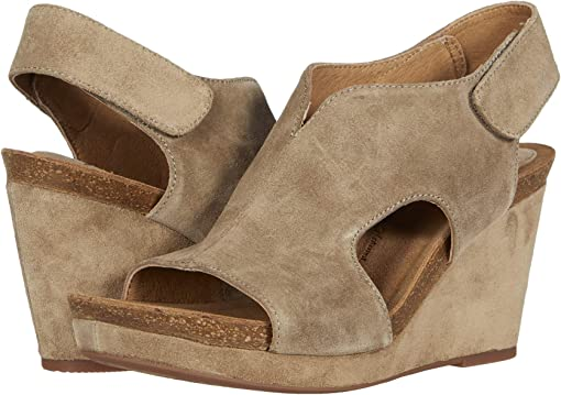 Light Taupe Cow Suede