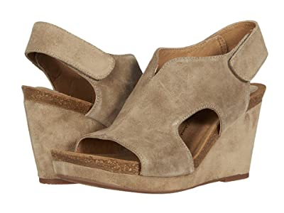 Sofft Chloee (Light Taupe Cow Suede) Women