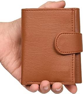 Poland Synthetic Tri-Fold Tan Men's Wallet