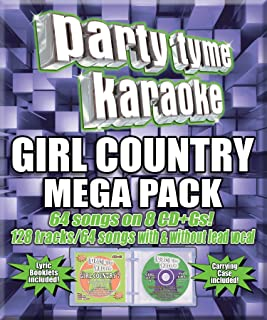 Party Tyme Girl Country Mega Pack G