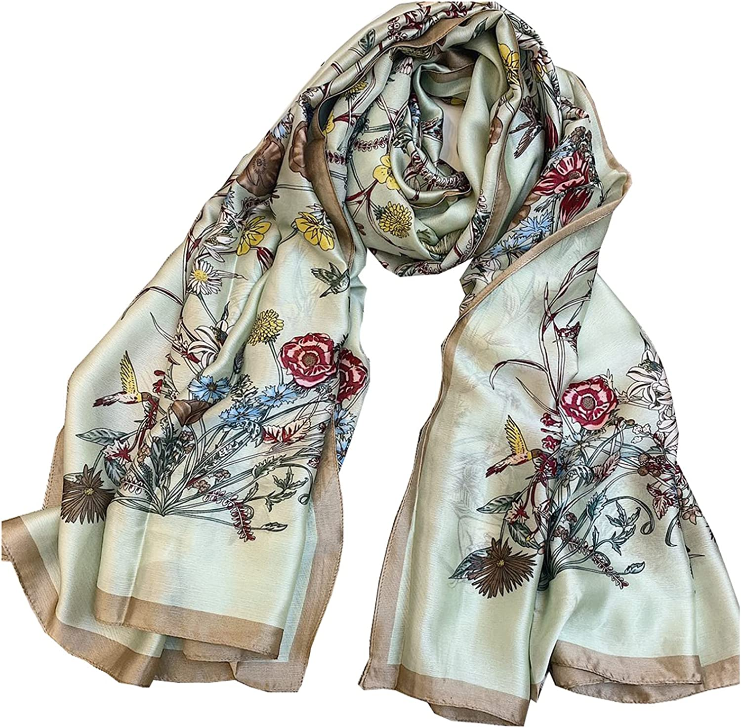New luxury silk scarf for men and women and luxury Festival gift party partner (B16)