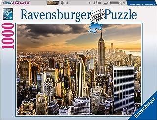 Ravensburger- Puzzle-Magnifique Ville de New-York-1000 Pièces, 19712