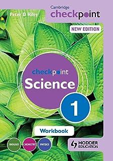 Cambridge Checkpoint Science Workbook 1