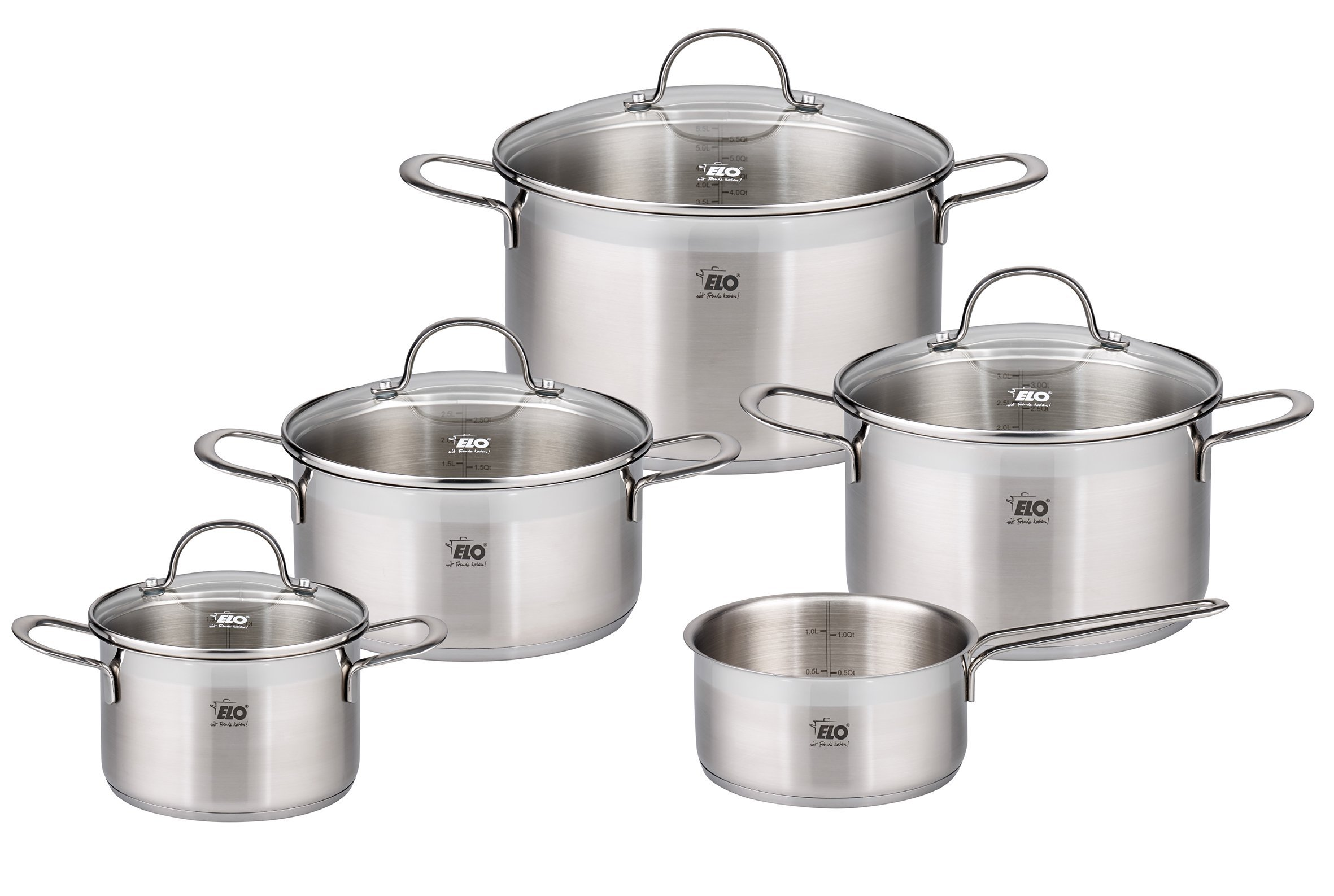 ELO Collection Cookware Integrated Refurbished