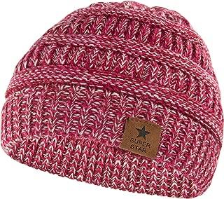 little girls knitted hats