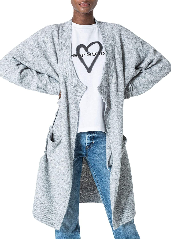 Cheap Monday Women's Regard Cardigan (Grey)