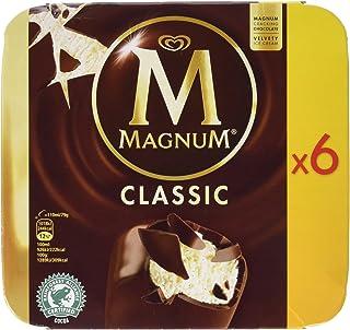 Magnum - Clásico - Helado de Vainilla con Chocolate con ...