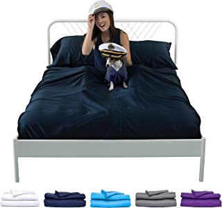 linen king bed sheets