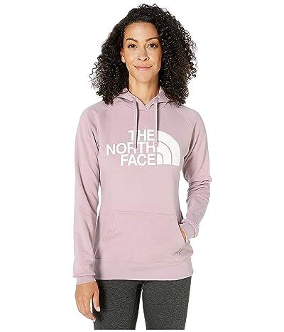 The North Face Half Dome Pullover Hoodie (Ashen Purple/TNF White) Women