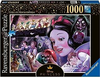 Ravensburger Puzzle 1000 pièces Disney Princess Heroines No.1 - Blanche Neige - 14849