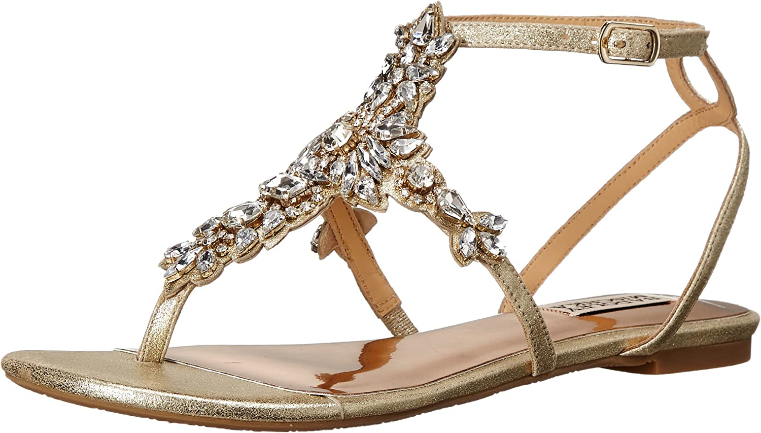 Badgley Mischka Woherren Cara II II Dress Sandal  beste Mode