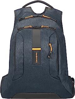 Samsonite Paradiver Light - 15.6 Pouces Sac à Dos pour Ordinateur Portable L, 45 cm, 19 L, Bleu (Jeans Blue)