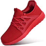 MARSVOVO Womens Sneakers Lightweight Casual Walking Shoes Gym Breathable  Mesh Sports Shoes 69858ecab83