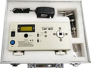 BAOSHISHAN HP-20 Digital Torque Meter Torque Tester Screw Driver Wrench Measure 110V/220V (110V)