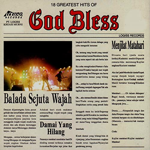 Selamat Pagi Indonesia By God Bless On Amazon Music Amazoncom