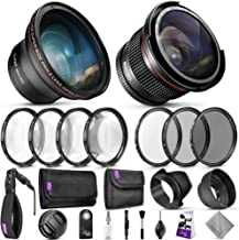 Best canon rebel t5i wide angle lens Reviews