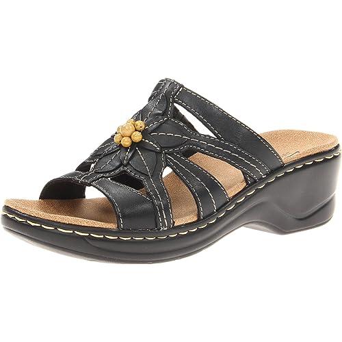 amazon clarks womens sandals