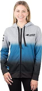 NFL Women's Full Zip Hoodie Sweatshirt Hombre Jacket