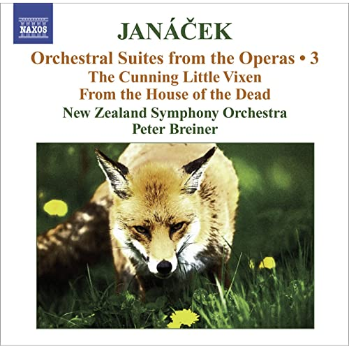 Janacek, L.: Operatic Orchestral Suites, Vol. 3 - the Cunning Little Vixen / From the House of the Dead