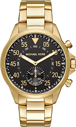 Amazon.com: Michael Kors Access Hybrid Smartwatch Gage: Watches