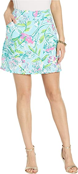 "17"" UPF 50+ Fairway Performance Skort"