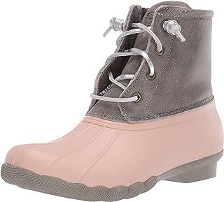 Best sperry saltwater metallic duck boots grey Reviews