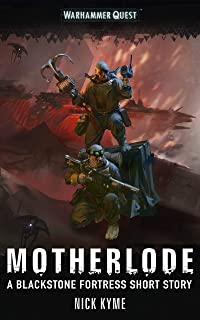 Motherlode (Blackstone Fortress) (English Edition)