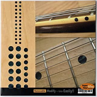 Fretboard Markers Inlay Sticker Decals for Guitar and Bass - Custom Dots Set-BP