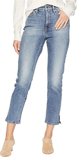 Regal Straight Ankle Jeans
