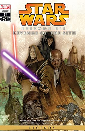Star Wars: Episode III - Revenge of the Sith (2005) #3 (of 4) (English Edition)