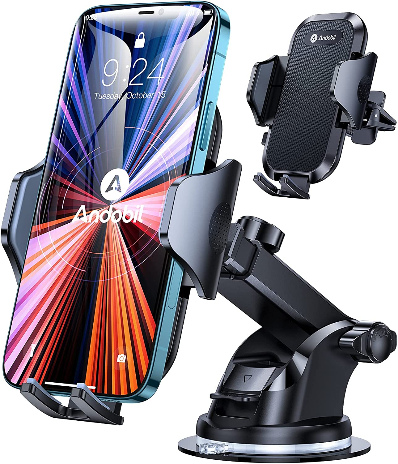 Andobil smartphone holder, why car don't have phone holder
