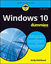 Windows 10 For Dummies, 4th Edition (For Dummies (Computer/Tech))