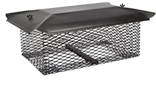 Universal Covers U1320B58 Universal Chimney Cover with 5/8