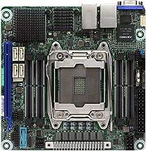 ASRock X299 WSI/IPMI LGA2066/ Intel X299/ DDR4/ SATA3&USB3.1/ V&2Gbe/ Mini-Itx マザーボード