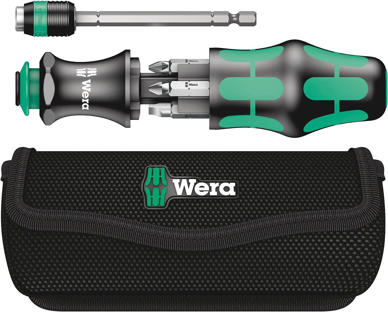 Wera - Kraftform Kompakt 20 con bolsa, 7 piezas