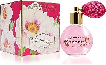 Jeanne en Provence Eau de Parfum Pivoine Féérie - Peonías, 50ml