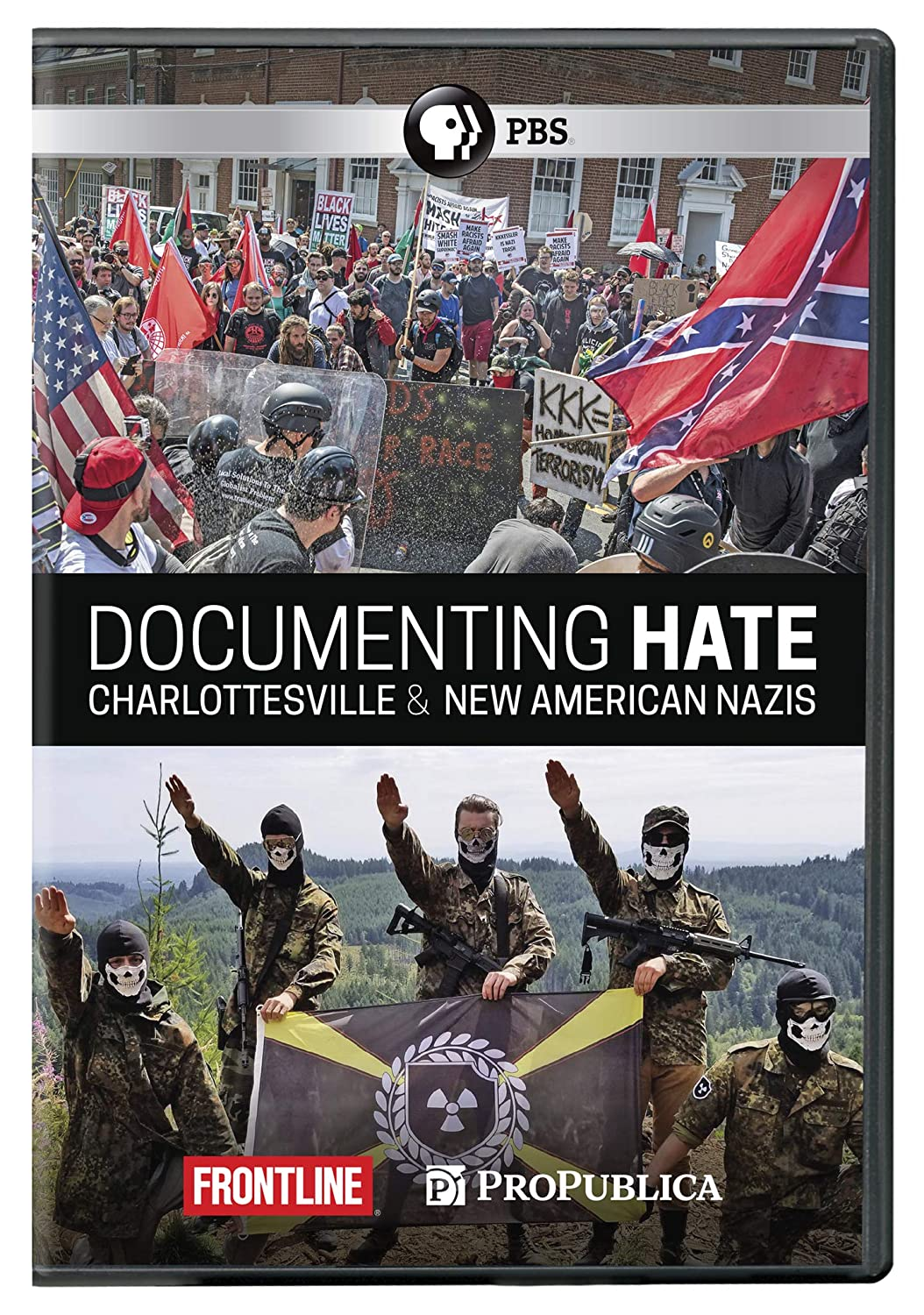 Selling and selling FRONTLINE: Documenting Hate New arrival DVD