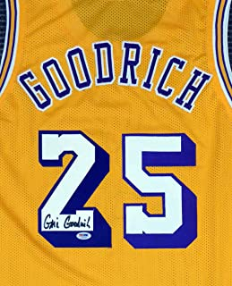gail goodrich lakers jersey