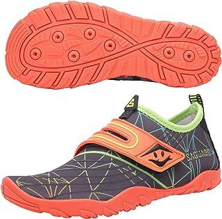 SAGUARO Niños Zapatos de Agua de Playa para Piscina