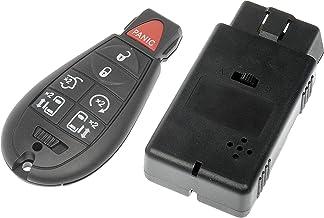 Dorman 99366 Keyless Entry Transmitter for Select Chrysler/Dodge Models, Black (OE FIX)