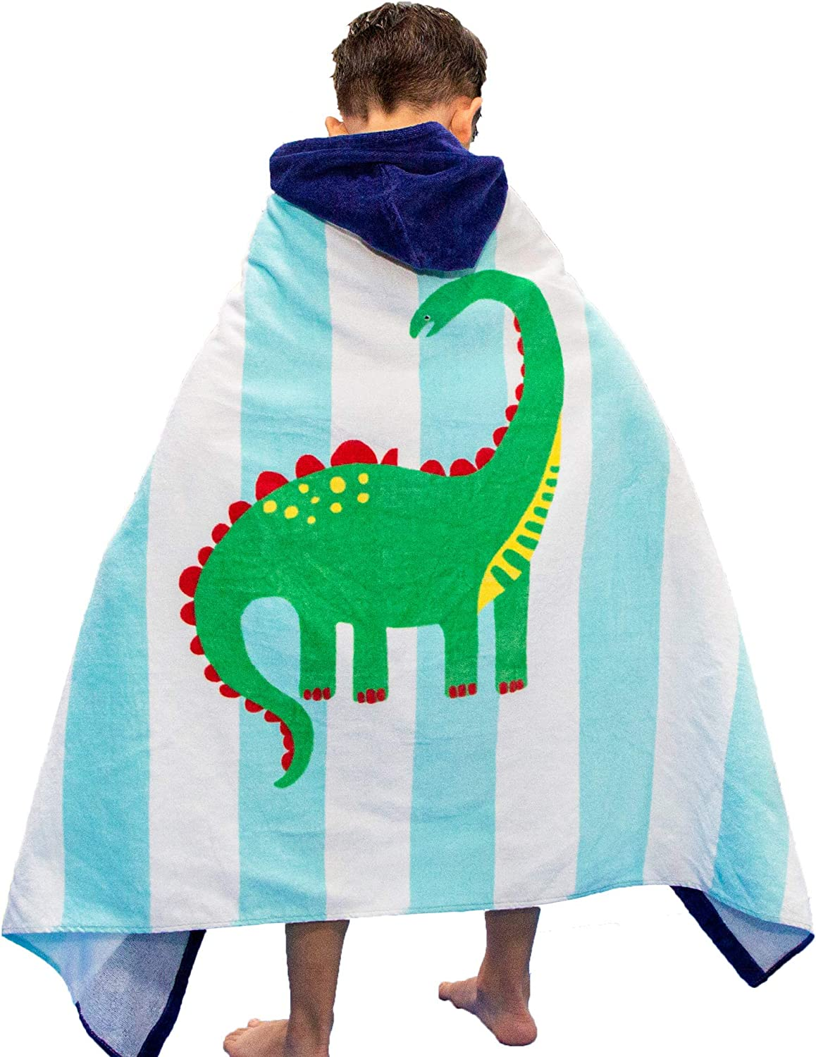 VNICGFOMGT Hooded Towel for Bombing free shipping Toddler Kids Max 72% OFF Girls Cotton Boys Beac