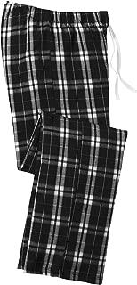 Ladies Soft & Cozy Plaid Flannel Pajama Pants. Juniors Sizes: XS-4XL
