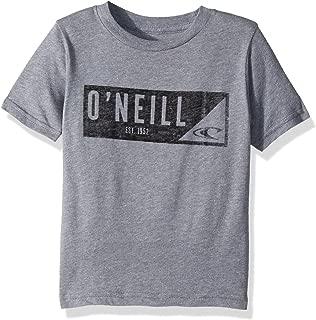 O'NEILL Boys' Little Modern Fit Logo Short Sleeve T-Shirt