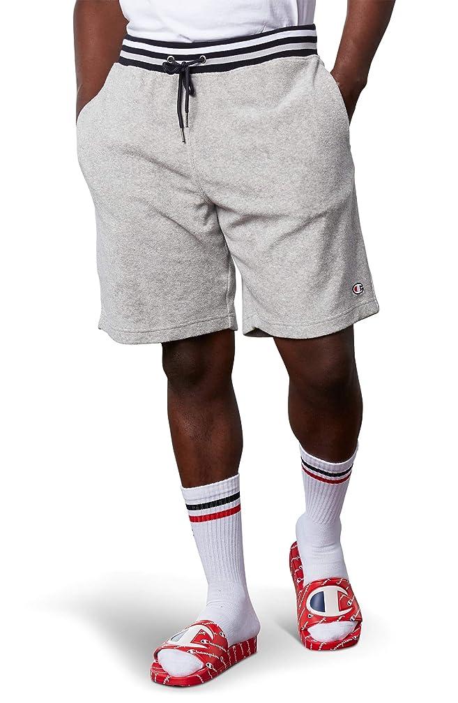 間に合わせ適切に保有者[チャンピオン] メンズ カジュアルパンツ Champion Terry Athletic Shorts [並行輸入品]