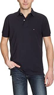 Tommy Hilfiger Men's New Knit Short Sleeve Polo Shirt