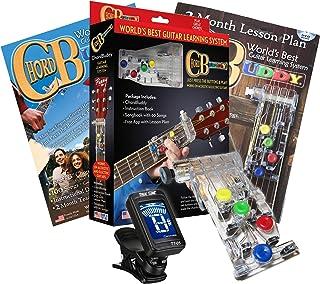 ChordBuddy Guitar Learning System & Teaching Aid Cho