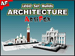 Clip: Lego Set Builds Architecture - Artifex